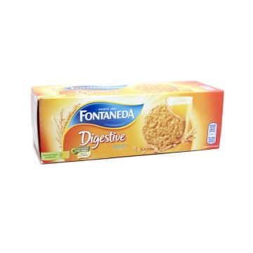 Fontaneda Digestive Galletas de Avena 250g/ Oatmeal Cookies