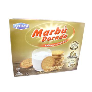 Marbú Dorada Galletas 800g/ Cookies