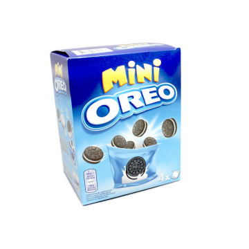 Oreo Mini Galletas 4x40g/ Travel Size Cookies
