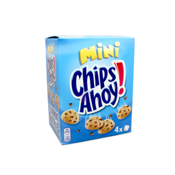 Chips Ahoy! Mini Galletas x4/ Mini Cookies with Choco Chips