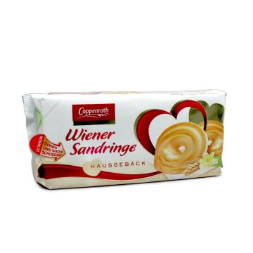 Coppenrath Wiener Sandringe 200g/ Butter Cookies