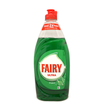 Fairy Lavavajillas Ultra Original 480ml/ Dishwasher Liquid