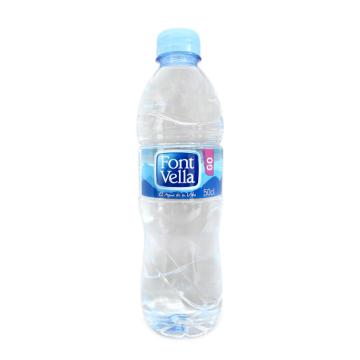 Font Vella Go Agua Mineral 50cl/ Still Water