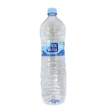 Font Vella Agua Mineral 1,5L/ Still Water
