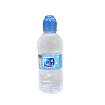 Font Vella Agua Mineral Viaje 33cl