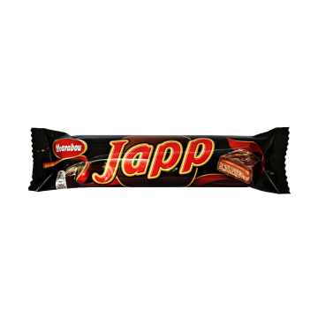 Marabou Japp Doubble / Chocolatina Leche y Caramelo 60g