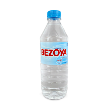 Bezoya Agua Mineral Natural 50cl/ Still Water