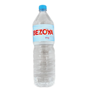 Bezoya Agua Mineral Natural 1,5L/ Still Water