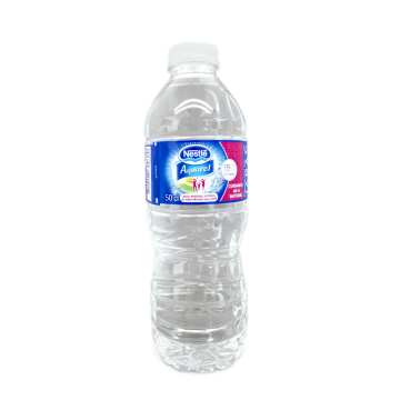 Nestlé Aquarel Agua Mineral Natural 50cl/ Still Water