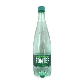 Fonter Agua Mineral con Gas 1L