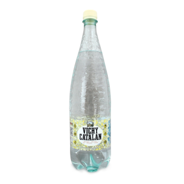 Vichy Catalan Agua Mineral con Gas 1,20L/ Sparkling Water