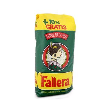 La Fallera Arroz Redondo 1Kg/ Round Grain Rice