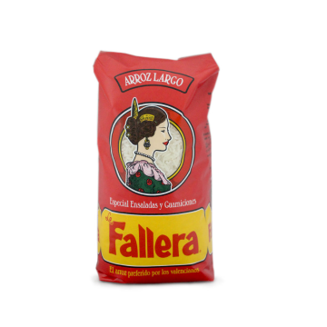 La Fallera Arroz Largo 1Kg/ Long Grain Rice