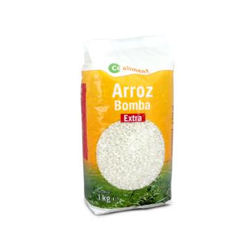 CoAliment Arroz Bomba Extra 1Kg