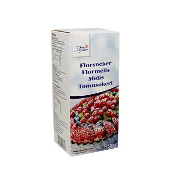 Dan Sukker Florsocker 500g/ Icing Sugar