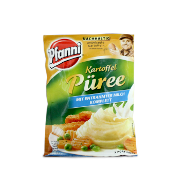 Pfanni Kartoffel Püree mit Milch 95g/ Preparado Puré de Patata