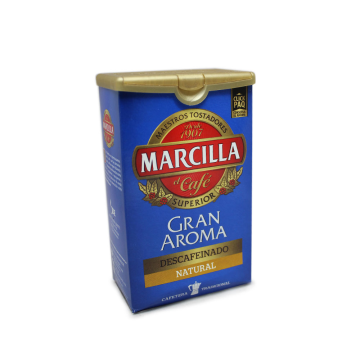 Marcilla Gran Aroma Café Descaf 200g/ Decaf Ground Coffee