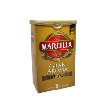 Marcilla Gran Aroma Café Molido Natural 250g/ Ground Coffee