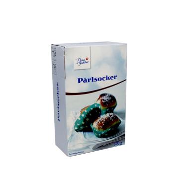 Dan Sukker Pärlsocker 500g/ Pearled Sugar