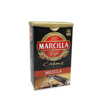 Marcilla Crème Express Café Molido Mezcla 250g/ Ground Coffee Mix