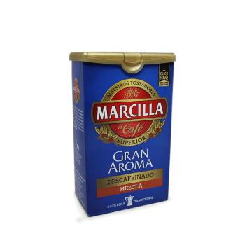 Marcilla Gran Aroma Café Descafeinado Mezcla 250g