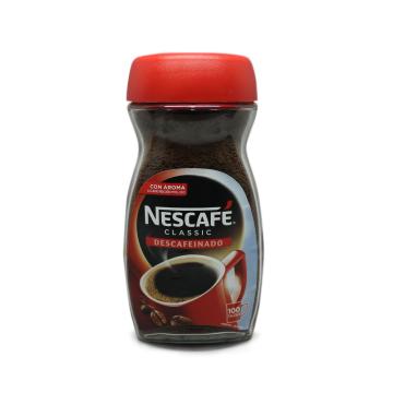 Nescafé Clásico Café Descafeinado Soluble 200g