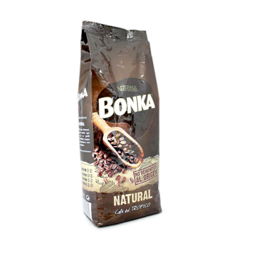 Bonka Café en Grano Natural 500g/ Coffee Beans