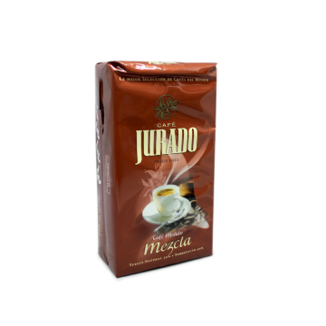 Jurado Café Molido Mezcla 250g/ Ground Coffee Mix
