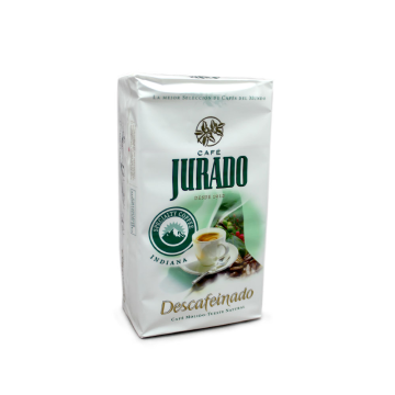 Jurado Café Molido Descaf 250g/ Ground Decaf Coffee