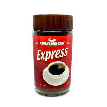 Grandos Qualitas Express Kaffee 200g/ Instant Coffee