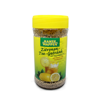 Hansewappen Zitronen-Tee Gëtrank 400g/ Instant Lemon Tea