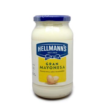 Hellmann's Mayonesa de Tarro 450g