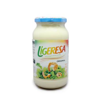 Ligeresa Mayonesa Original Tarro 450g/ Mayonnaise