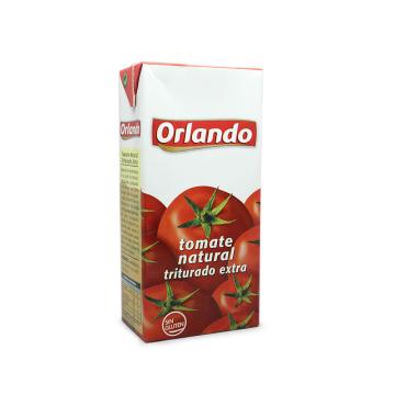 Orlando Tomate Natural Triturado Extra 800g
