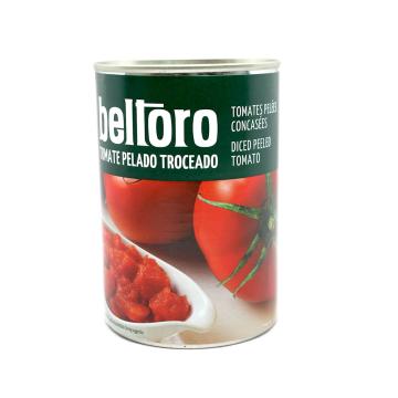 Beltoro Tomate Pelado Troceado 390g