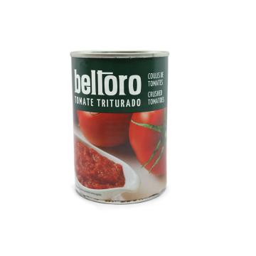 Beltoro Tomate Triturado 390g/ Crushed Tomatoes