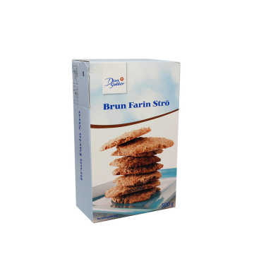 Dan Sukker Brun Farin Strö 500ml/ Brown Soft Sugar