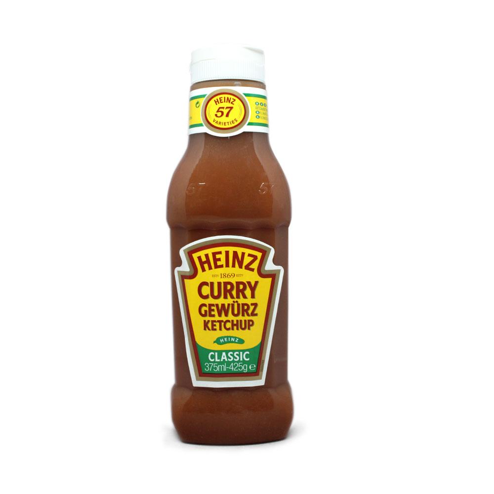Heinz Curry GewГјrz Ketchup