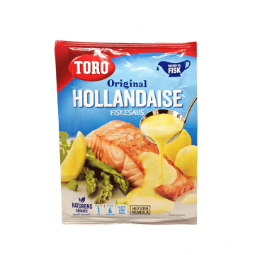 Toro Hollandaise Fiskesaus Original 26g/ Hollandaise Sauce for Fish