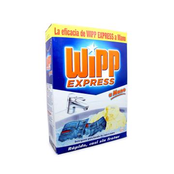 Wipp Express Detergente el Polvo Lavado a a Mano 500g/ Hand Wash Powder