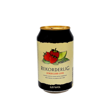 Rekorderlig Jordgubb-Lime 33cl/ Strawberry and Lime Cider