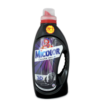Micolor Colores Oscuros Intensos Gel Detergente 1,426L