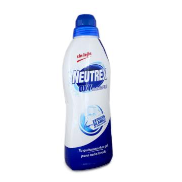 Neutrex Oxy Blanco Puro Sin Lejía 800ml/ White Laundry Detergent