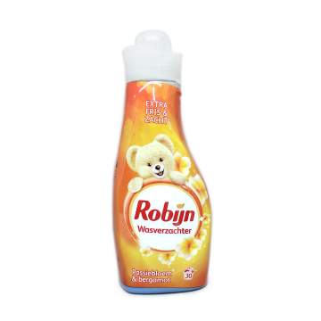 Robijn Wasverzachter Passiebloem & Bergamot 750ml/ Fabric Conditioner