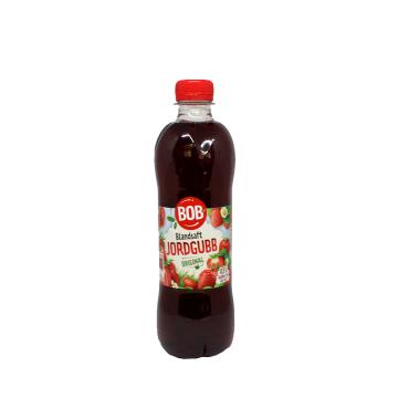 Bob Blandsaft Jordgubb 0,5L/ Strawberry Squash