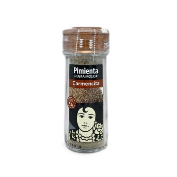 Carmencita Pimienta Negra Molida 52g
