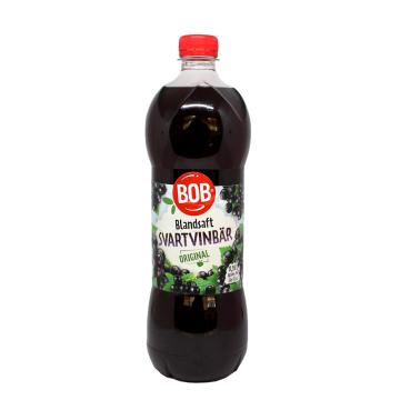 Bob Sblandsaft Svartvinbär 95cl/ Blackcurrant Squash