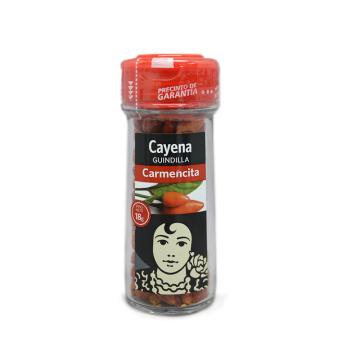 Carmencita Cayena Guindilla 18g