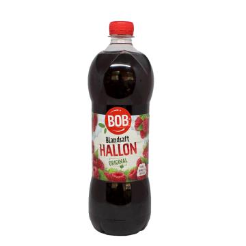 Bob Blandsaft Hallon 0.95L/ Raspberry Squash