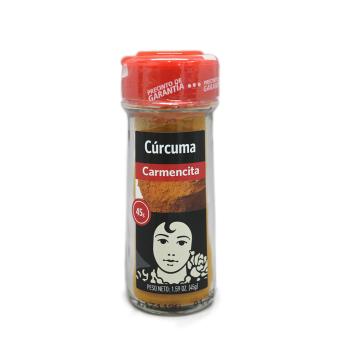 Carmencita Cúrcuma 45g
